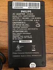 Genuine OEM PHILIPS AC Power Adapter ADPC12416BB 12VDC/4.16A