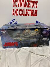 Vintage 2001 Movie Maniacs Jaws Series 4 Rare Boxed Set New McFarlane Toys