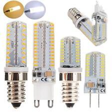Mini maíz Bombilla de luz LED Regulable G9 G4 E14 E12 6 W 8 W 10 W 3014 SMD Lámpara AC 220 V