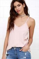 New Women Loose T-Shirt Shirt Trousers Blouse Tops Fashion Sexy Tank Top