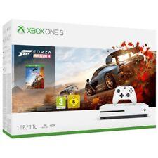 Xbox One S 1TB Inkl. Forza Horizon 4 Spielekonsole Microsoft