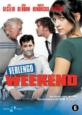 Long Weekend NEW PAL Cult DVD Hans Herbots Jan Decleir Veerle Baetens Belgium