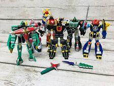 "Bandai Power Rangers Megazord de la serie 6"" figuras de acción paquete Dino Trueno SPD"