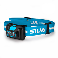 Silva Scout XT LED 320 lm Head Torch Lamp Red & Clear light Blink mode Batteries