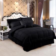 10 Piece Comforter Set Bed in a Bag Comforter Set All Size All Color