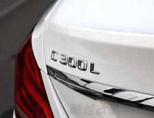 E659 C300 C300L Emblem Badge auto aufkleber 3D Schriftzug Plakette car Sticker