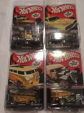2011 Hot Wheels  Exclusive K-Mart Mail-In Set Of Four Cars