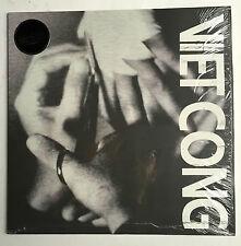 VIET CONG -  VIET CONG * VINYL LP * FREE P&P UK * LTD ED WHITE VINYL *
