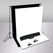 Photography Studio Background Bounced Indirect Lighting White Black Screen Kit