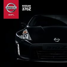 Nissan 370Z 09 / 2012 catalogue brochure