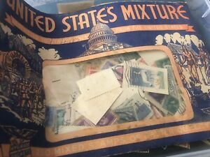 usa stamps collection lot