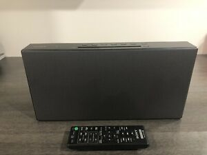 Sony CMT-X3CD Hi-Fi System with Bluetooth and Remote Control