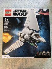 LEGO 75302 Star Wars IMPERIAL SHUTTLE Luke, Darth Vader, IN HAND SHIPS NOW!
