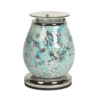 Artemis Touch Mosaic Electric Wax Warmer/Burner &pack of 10 Scented Melts (3158)