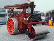 Burell Road Roller - for Sharp & Sons, Model 1:76, Atlas Magazine Model
