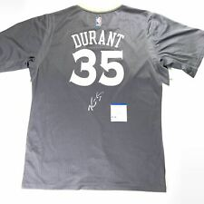 Kevin Durant signed jersey PSA/DNA Golden State Warriors Autographed