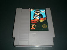 Hogan's Alley (Nintendo NES) Great Condition  - Hogans Alley