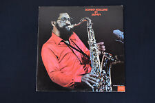 Sonny Rollins in Japan - LP - First Issue - Insert - Japanese Pressing - 1973