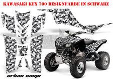 AMR Racing DECORO GRAPHIC KIT ATV KAWASAKI KFX 450 & 700 URBAN CAMO B