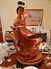 FABULOUS CHINESE MA GU BAMBOO SCLUPTURE, A TRUE ASIAN PROVENTIAL ART TREASURE!
