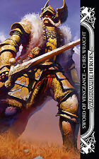 Sword of Vengeance,Warhammer Heroes Fantasy Paperback, Shrink Wrapped, Brand NEW