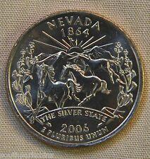 2006-P Uncirculated Nevada Statehood Quarter - Single