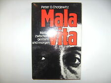 Malavita Peter Chotjewitz Mafia zwischen gestern und morgen Mafia