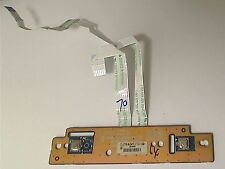 TOSHIBA L500 L550  TOUCHPAD BUTTON BOARD + CABLE KSWAE LS-4974P