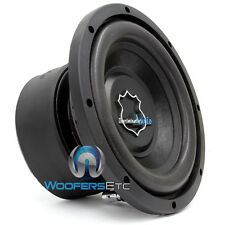 "INCRIMINATOR AUDIO I8D4 8"" DUAL 4-OHM I-SERIES CAR 600W SUBWOOFER SPEAKER NEW"