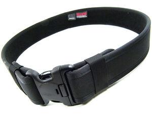 "Bianchi AccuMold Law Enforcement Nylon Duty Belt 24-28"""