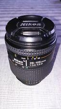 Nikon Zoom-NIKKOR 28-105mm f/3.5-4.5 AF-D D IF AF Lens (1257)