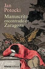 Manuscrito encontrado en Zaragoza. NUEVO. Nacional URGENTE/Internac. económico.