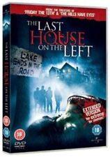 5050582716856 Last House on The Left Extended Version DVD Region 2
