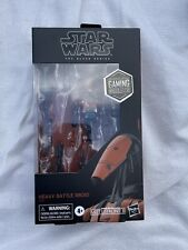 Hasbro The Black Series 6 Heavy Battle Droid 6 inch gaming greats