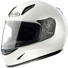 Not Rated Thermo-Resin Full Face Plain Motorcycle Helmets