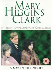 A Cry In The Night - Mary Higgins Clark - NEW Region 2 DVD
