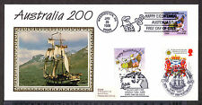 Historical Events Australian Decimal First Day Covers