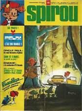 JOURNAL DE SPIROU N°1925 . 1975 + FÉLIX L'ÎLE DU DIABLE . (130)