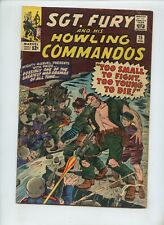 Sgt. Fury and his Howling Commandos #15 (1965) VG/FN 5.0