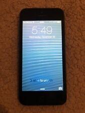 Apple iPhone 5 - 32GB - Black Unlocked EUC
