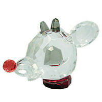 Carlton Ornament 2010 Rudolph The Red Nosed Reindeer - Crystal Glass - CXOR101X