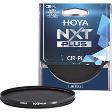 Hoya 77mm NXT Plus Circular Polarizer HMC 10-Layer Multi-Coated Slim Filter
