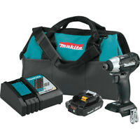 Makita 18V LXT Sub-Compact Impact Driver Kit XDT15R1B-R Certified Refurbished