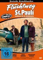 FLUCHTWEG ST.PAULI - FRANK,HORST/ DEUTSCHE KRIMI-KLASSIKER  DVD NEU