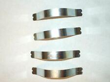 100 aluminum spring clips for metal picture frames, Nielsen® Frame Hardware