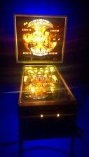 Classic 1980 Bally Silverball Mania Pinball Machine with Upgrades!