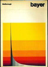 Herbert Bayer. Neue Werke. Catalogo di mostra, Marlborough Gallery 1974