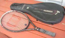 """Wilson Hammer Hyper Carbon Tennis Racquet Series 2  3.3 Grip 4 5/8 w/ Case 135 """""""