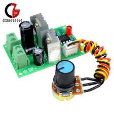 12V~40V 10A PWM DC Motor Speed Control Switch Controller Volt RegulatorDimme HK