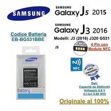Samsung SM-J500F Batteria per Samsung Galaxy J5 (EB-BG531BBE)